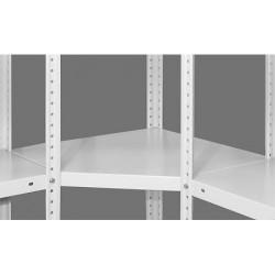 Сборный угловой стеллаж МС-15-34 (150*50*30)